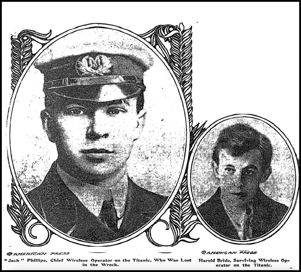 Conoce a los dos héroes anónimos que fueron fundamentales para salvar 705 vidas del Titanic