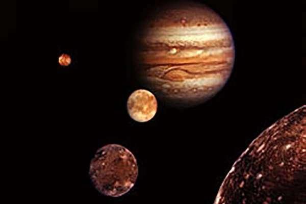"""Una luna """"extravagante"""" entre las 12 nuevas descubiertas en Júpiter"""