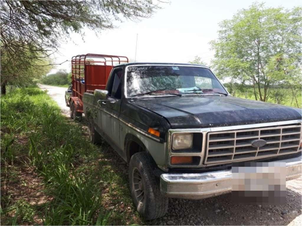PF asegura casi 68 mil litros de combustible robado en SLP
