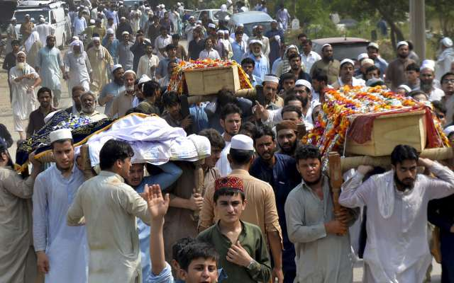 Image result for Violencia electoral en Pakistan causa la muerte de 127 personas