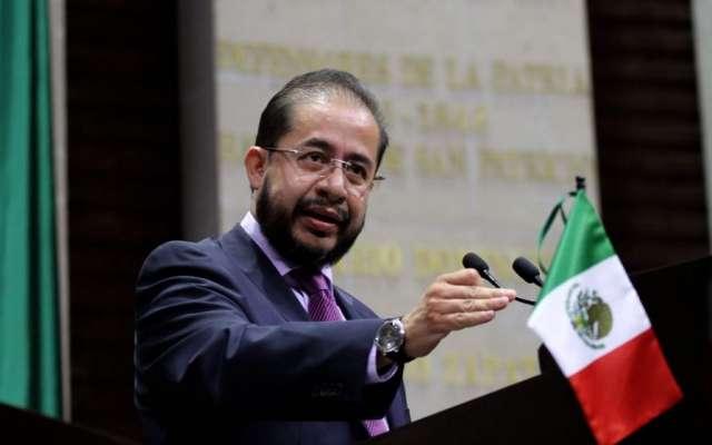 Flores Cervantes condena también el asesinato del líder social, Samir Flores