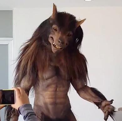 """Esta es """"la mascota"""" de Lobos BUAP que esta causando terror"""