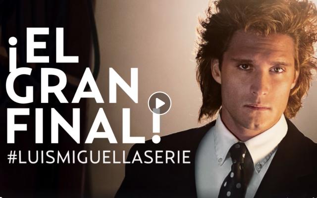EN VIVO #LuisMiguelLaSerie:expertos e invitados especiales analizan el final de temporada