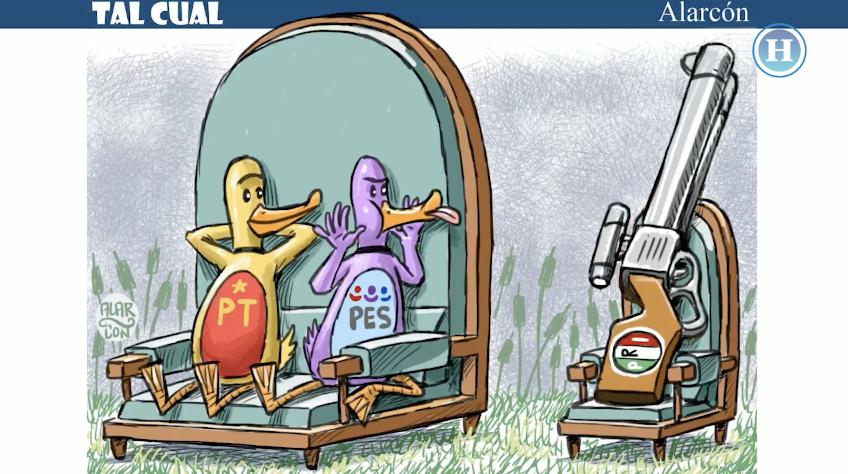 #AsíSeHace #TalCual (El Heraldo-19 de julio)