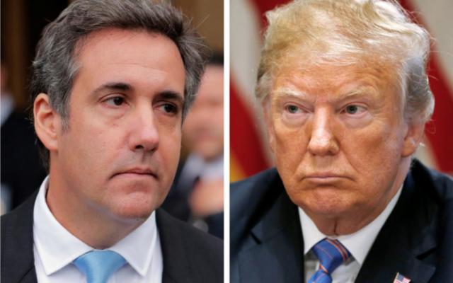 Trump y Cohen