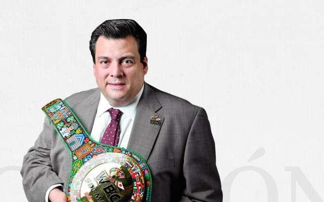 Mauricio Sulaimán: CMB agradece a la Lotería Nacional