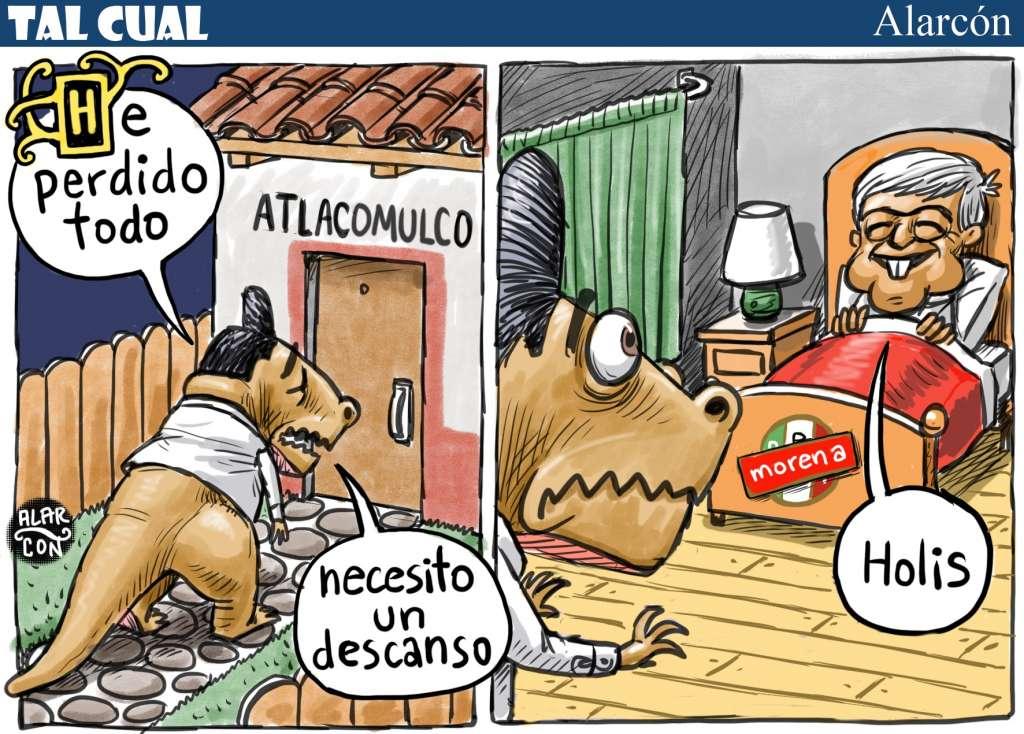 """Así se hace """"Tal Cual"""" de Alarcón (El Heraldo-5 de julio)"""
