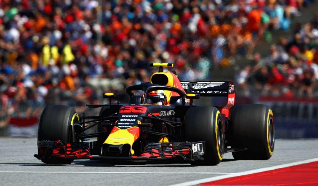 Inesperada victoria de Verstappen en Austria