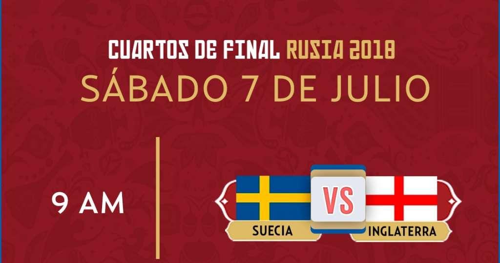 Estos son los partidos que se juegan este sábado en #Rusia2018