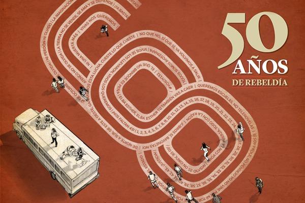 50 años de rebeldía: PDF