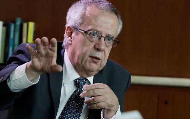 Urzúa se desempeñó como secretario de Finanzas del Gobierno del Distrito Federal. Foto: Reuters