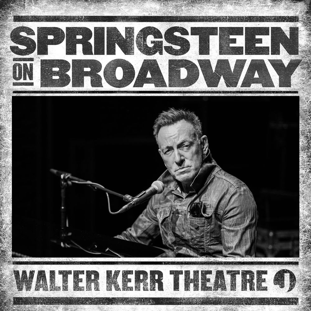 FOTO: Springsteen on Broadway