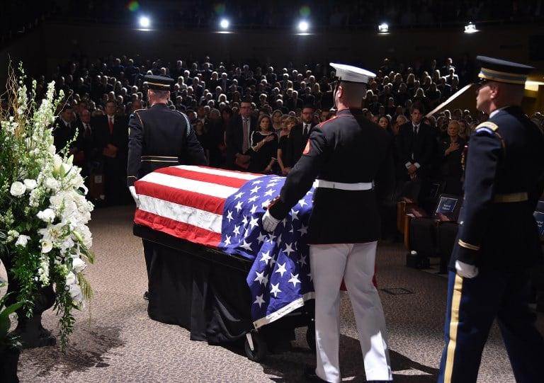 Mi nombre es Joe Biden. Soy demócrata y amaba a John McCain. FOTO: AFP
