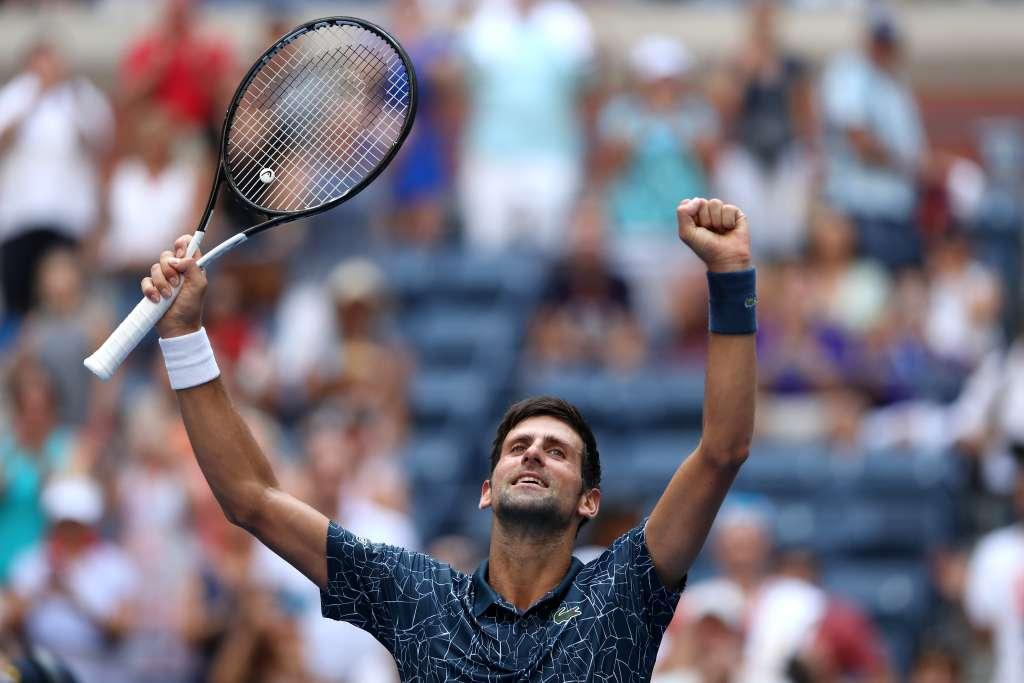 Djokovic se coronó, campeón este año en Wimbledon (Foto: AFP)