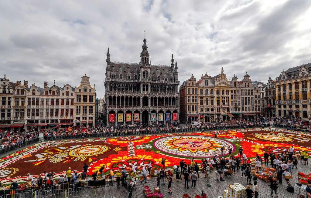 Este año se celebra la incorporación de la plaza a la Lista de Patrimonio de la Humanidad (Foto: REUTERS)