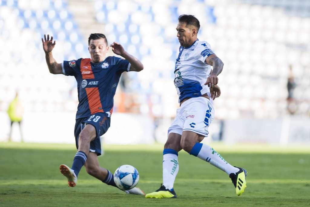 Pachuca supo llevar las acciones del juego para ganar 2-0 a Puebla (Foto: Mexsport)