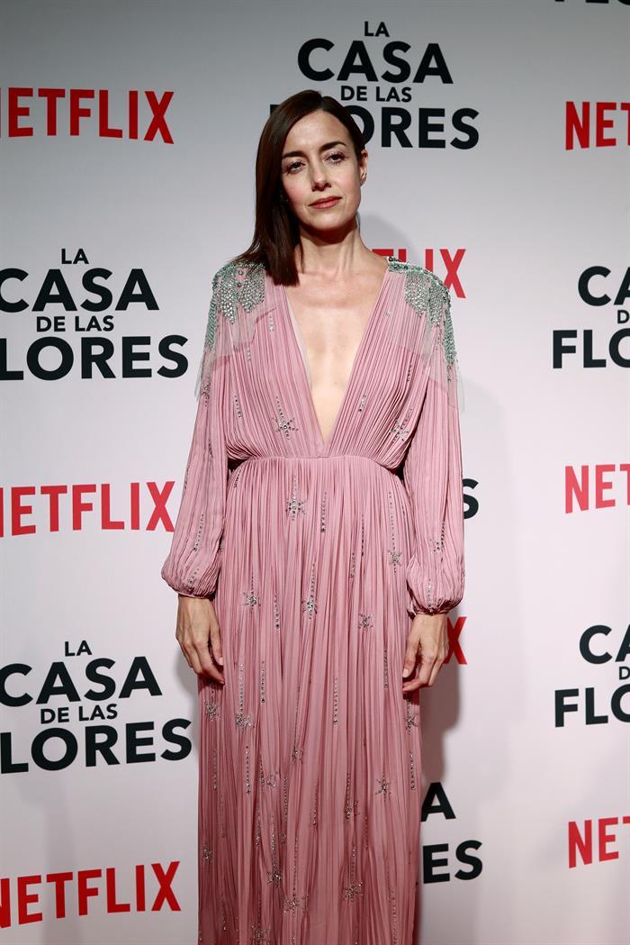 """Cecilia Suárez interpreta a """"Paulina"""" en la serie. Foto: EFE"""