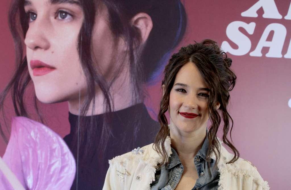 """La actriz y cantante Ximena Sariñana regresó a la escena musical, con el lanzamiento de su sencillo """"Que tiene"""" Foto: Notimex"""