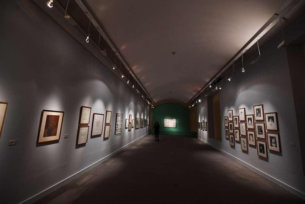 180 piezas se incluyen en la muestra (Foto: PABLO SALAZAR SOLÍS)