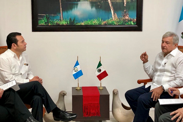 El Estado Mayor Presidencial le ayudo al Presidente electo. FOTO: ESPECIAL