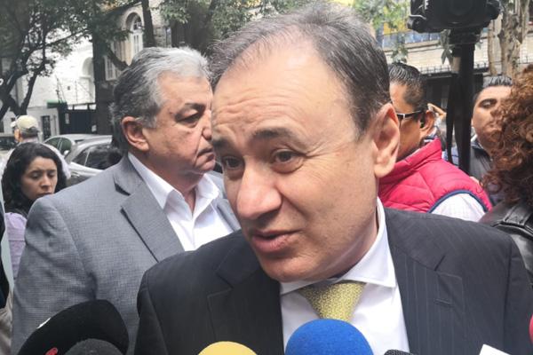 El propuesto para Gobernación anunció que ya tiene un equipo preliminar. FOTO: ESPECIAL