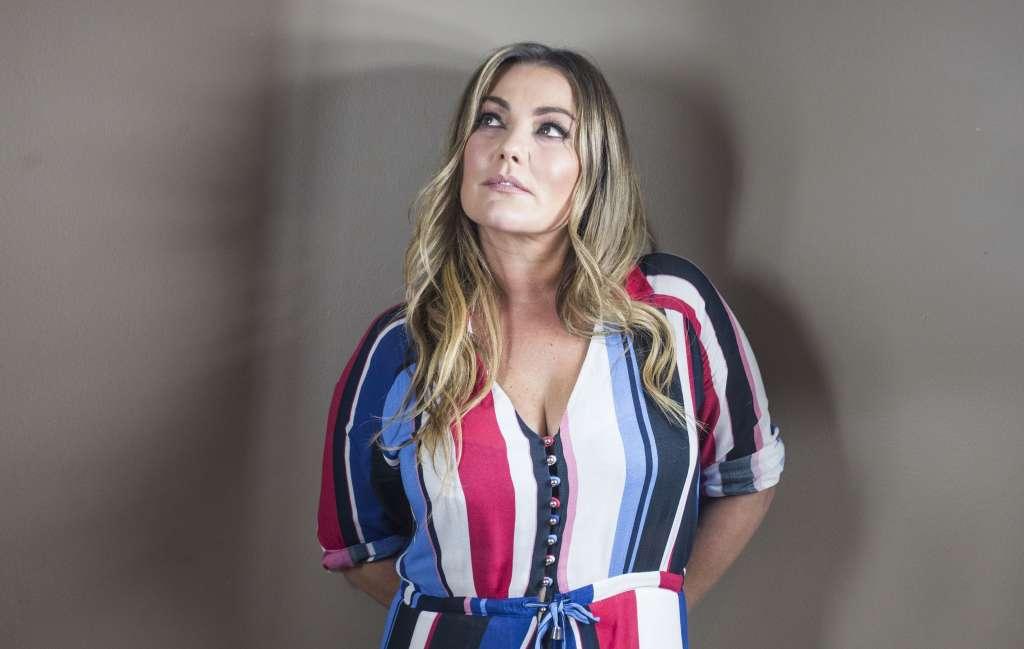 La cantante de 41 años, considera que hacen falta mujeres en la música y en todas las áreas laborales (Foto: BERNARDO CORONEL)