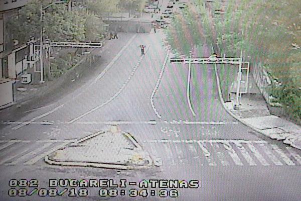 De acuerdo con la Secretaría de Seguridad Pública de la Ciudad de México, la circulación en esa zona está cerrada. FOTO: ESPECIAL