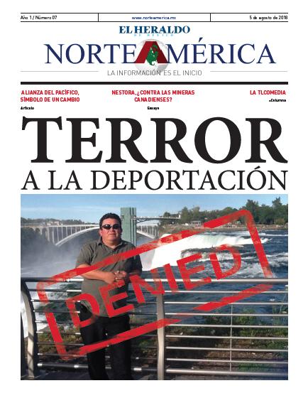 Heraldo de México Norteamérica 5 de agosto