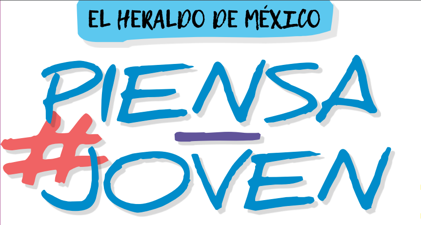 Piensa joven, Universidad Iberoamericana. Ilustración: Allan G. Ramírez / Heraldo de México