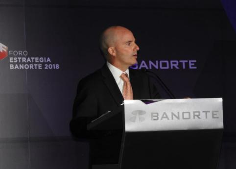 José Antonio González Anaya, Secretario de Hacienda, exhortó al nuevo gobierno a mantener el rumbo de crecimiento de la economía mexicana, Foto: @GFBanorte_mx