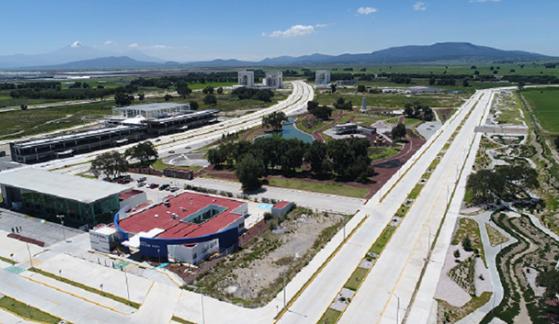 Gali Fayad donó 20 hectáreas del municipio de San José Chiapa a la Secretaría de Marina.