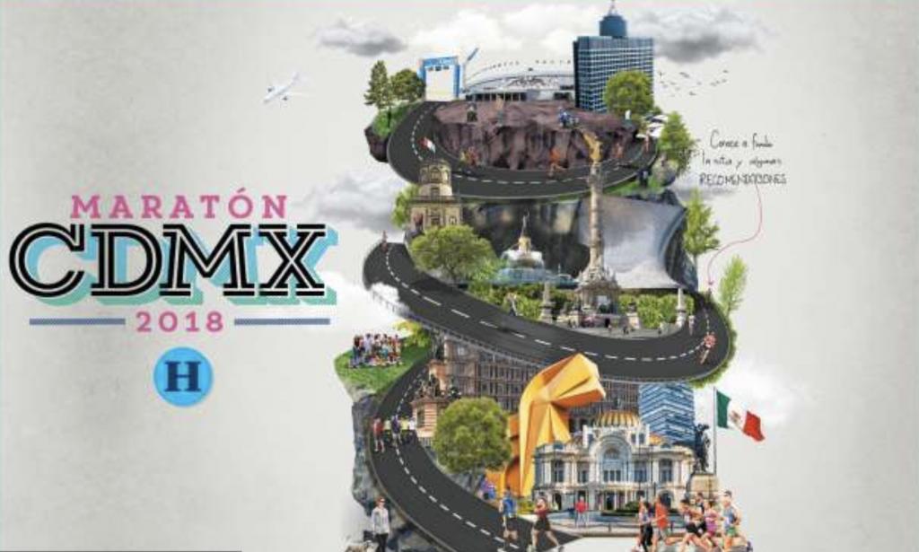 Maratón de la CDMX: todo lo que debes saber