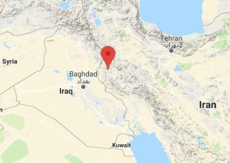 Irán se encuentra sobre dos importantes placas tectónicas . FOTO: ESPECIAL