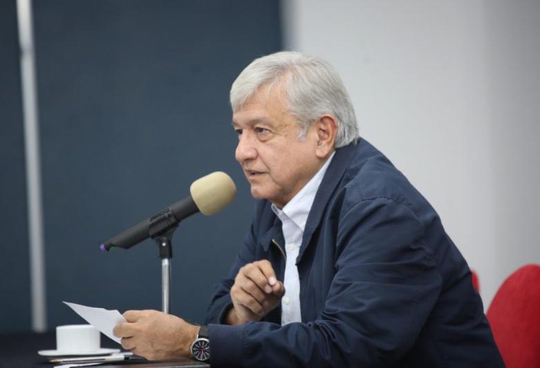 AMLO regresa a casa de transición tras su visita a Chiapas