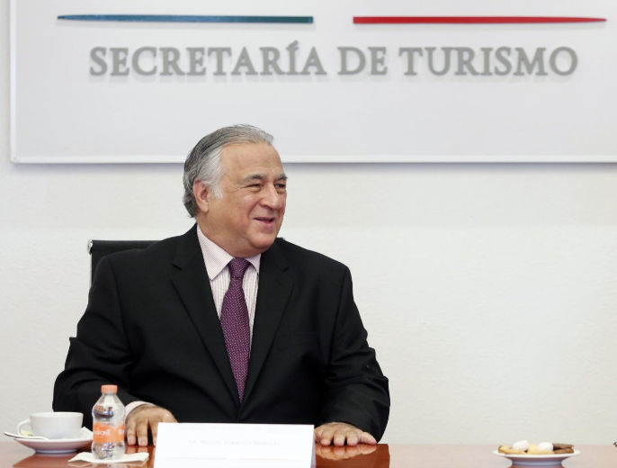 El Secretario Torruco reiteró que México no está en el Top 10 del turismo mundial. FOTO: ARCHIVO