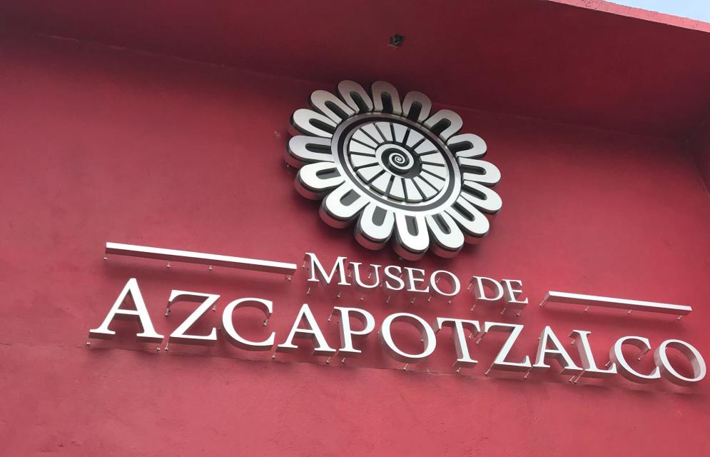 Nuevo museo en  Azcapotzalco. Foto: @Mexteki