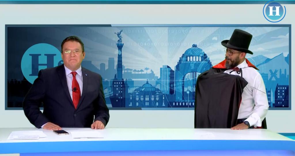 Alarcón y su magia de viernes por El Heraldo TV