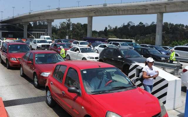 La Policía Federal sugirió a los conductores revisar las condiciones mecánicas de sus vehículos. FOTO: ARCHIVO/ CUARTOSCURO