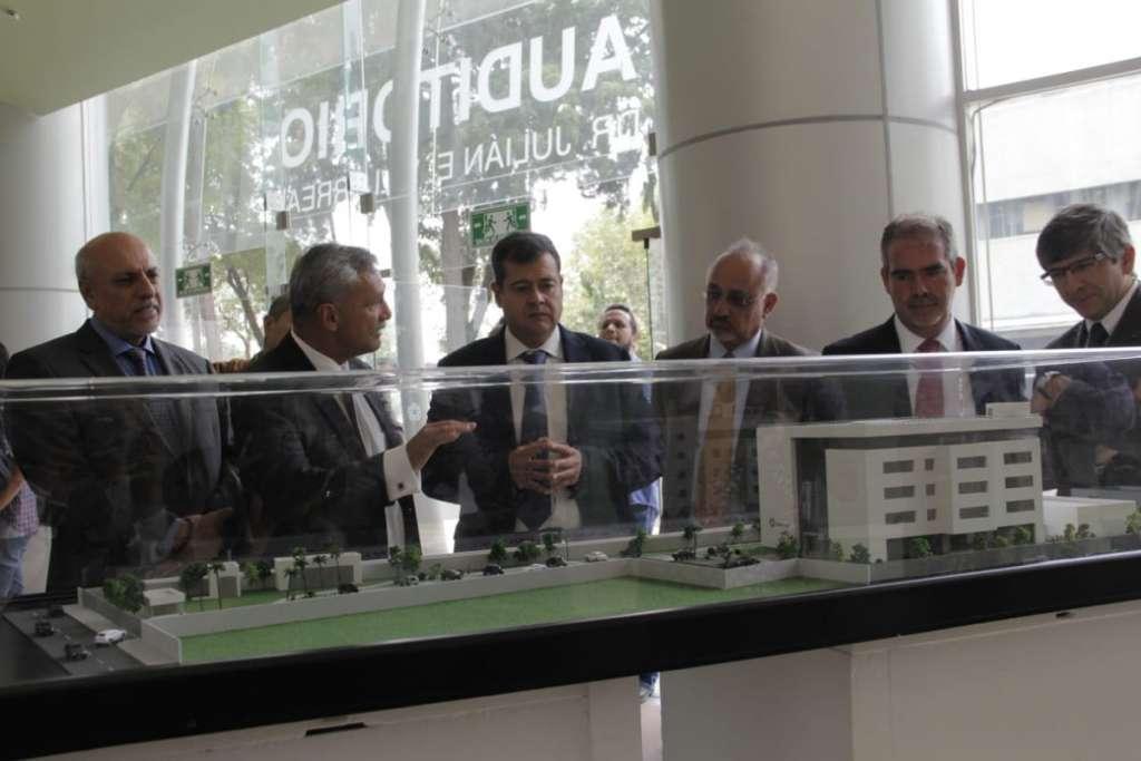 Serán cinco mil metros cuadrados de construcción, en la Unidad Coapa del Centro de Investigación y de Estudios Avanzados