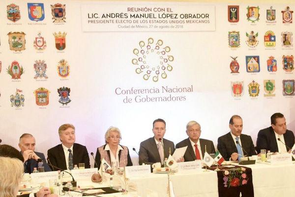 Velasco dijo que apoyarán acuerdos impulsado por el gobierno electo como el TLCAN. FOTO: ESPECIAL