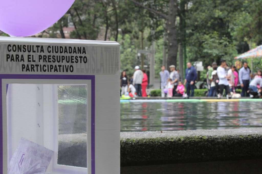 Los habitantes de la capital emitirán su voto en las diferentes casillas de las delegaciones para la Consulta Ciudadana para el Presupuesto Participativo 2019. FOTO: GALO CAÑAS /CUARTOSCURO.COM