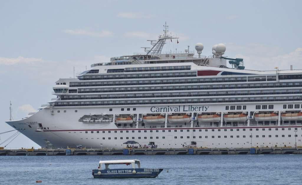 3.8 millones de turistas llegaron en mayo por barco. Foto: Cuartoscuro