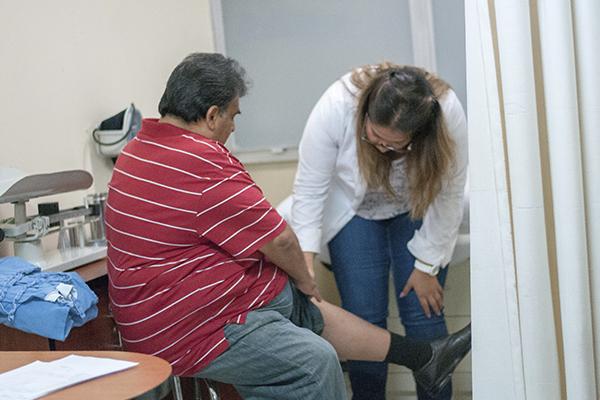 Las personas diagnosticadas con la enfermedad podrán acceder a una cobertura anual de 20 millones de pesos. FOTO: CUARTOSCURO