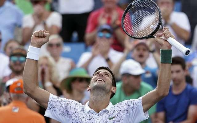 Djokovic llega por sexta ocasión a la final (Foto: AFP)