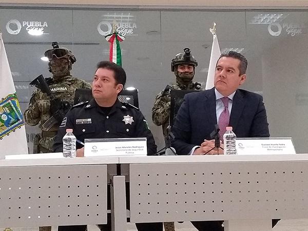 El fiscal metropolitano, Gustavo Huerta Yedra, señaló que