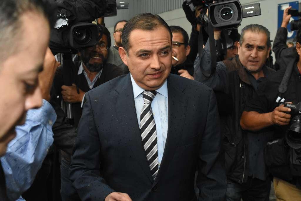 Ernesto Cordero, presidente del Senado, anunció su retiro de la vida política (Foto: Archivo/Cuartoscuro)
