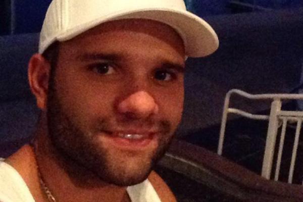 El homicida se acercó directamente al cantante y le disparó: FOTO: @fabiomelanitto