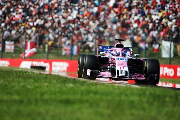 Racing Point UK Limited adquirió a la escudería del piloto mexicano. FOTO: Force India