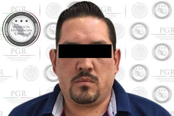 De acuerdo con la PGR se le imputa por su probable responsabilidad en la comisión del delito de homicidio calificado y homicidio calificado en grado de tentativa. FOTO: ESPECIAL
