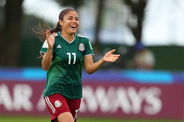 Ovalle comenzó a los 8 años con un equipo de niños, para los 13 se unió a la selección femenil de Aguascalientes. FOTO: ESPECIAL